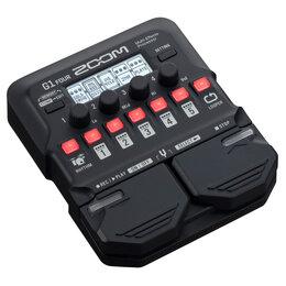 Процессоры и педали эффектов - Zoom G1 FOUR гитарный процессор, 0