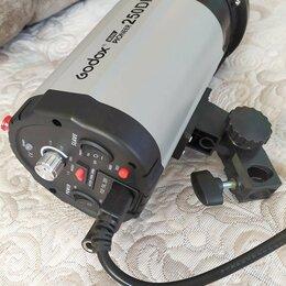Осветительное оборудование - Студийная фотовспышка GODOX 250DI, 0