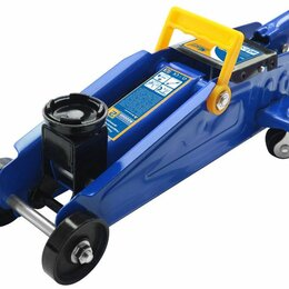 Оборудование для перемещения автомобиля - Домкрат подкатной гидравлический 2 т, 0
