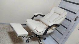 Компьютерные кресла - Офисное кресло, массаж, 0