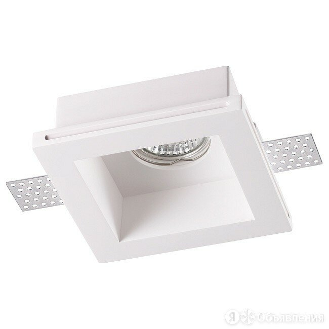 Встраиваемый светильник Novotech Yeso 370473 по цене 1691₽ - Мебель для кухни, фото 0