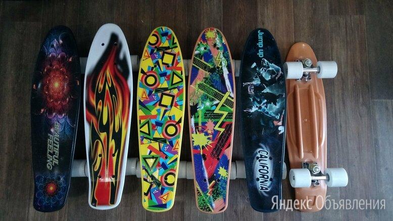 Пениборды новые по цене 999₽ - Скейтборды и лонгборды, фото 0