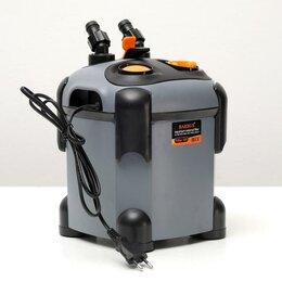 Инвентарь для обслуживания аквариумов - Фильтр BARBUS выносной FILTER 101 650л/ч, 8 Вт с комплектом базовых наполнителей, 0
