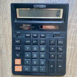 Калькуляторы - Калькулятор Citizen SDC-888/T , HB, 0