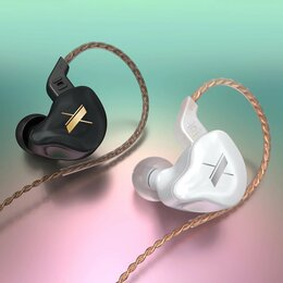 Наушники и Bluetooth-гарнитуры - Наушники KZ EDX, 0