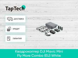 Квадрокоптеры - Квадрокоптер DJI Mavic Mini Fly More Combo (EU)…, 0