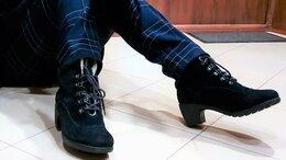 Ботинки - 🔴 Dodgio ботинки ботильоны полусапожки с мехом, 0