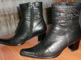 Ботинки - Ботинки женские зимние мех натуральная кожа…, 0