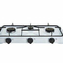 Плиты и варочные панели - Газовая плита 3-х конфорочная (для баллоного газа) Новая, 0