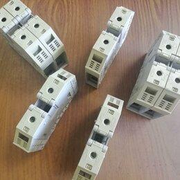 Электрические щиты и комплектующие - Клемма проходная WDU 70/95 (1024600000), 0