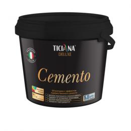 Фактурные декоративные покрытия - Cemento - штукатурка декоративная с эффектом…, 0