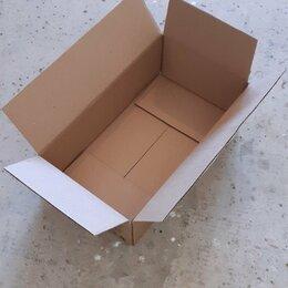 Корзины, коробки и контейнеры - Коробки картонные, 0