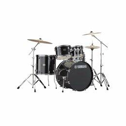 Ударные установки и инструменты - Ударная установка Yamaha RDP2F5 (Black Glitter), 0
