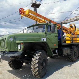 Спецтехника и навесное оборудование - Урал Бурoвая  УРБ-2А2, 0