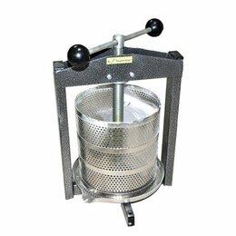 Соковыжималки и соковарки - Пресс для сока Фермер 10л СВР-02, 0