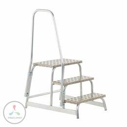 Лестницы и элементы лестниц - Поручень к входу на машину — 40038, 0