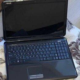 Ноутбуки - Ноутбук Asus К51А на запчасти, 0