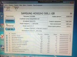 Внутренние жесткие диски - HDD для пк Samsung HD502HJ, 500Гб, 0