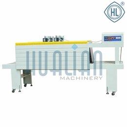Упаковочные материалы - Термоусадочный тоннель для групповой упаковки Hualian BS-5530M, 0