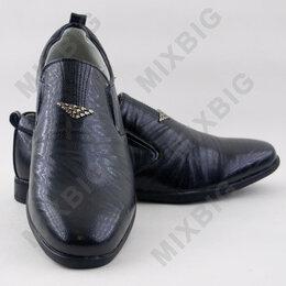 Туфли и мокасины - Туфли для мальчиков Леопард, 0