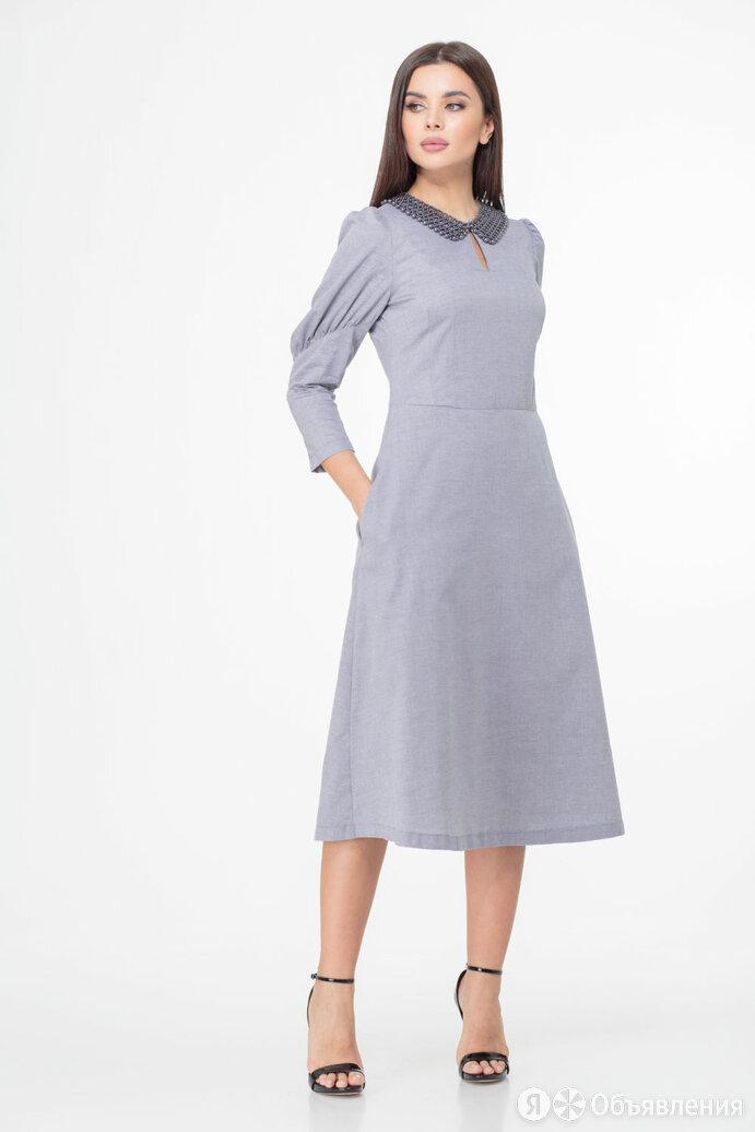 Платье 1000 ANELLI пепельное Модель: 1000 по цене 5226₽ - Домашняя одежда, фото 0