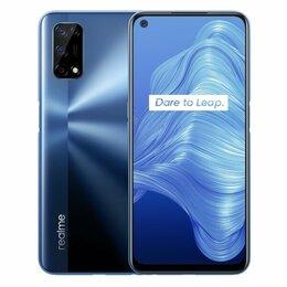 Мобильные телефоны - Realme 7 5G (6/128 Gb, Baltic Blue / Синий), 0