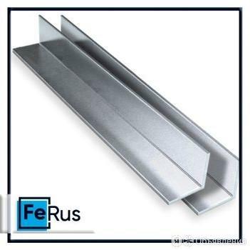 Уголок алюминиевый 35х35 АМцС ГОСТ 13737-90 от Феруса по цене 90₽ - Металлопрокат, фото 0
