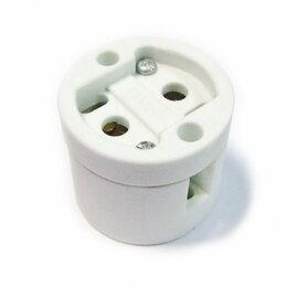 Лампочки - SHOWGEAR G22 Ламподержатель керамический, 0