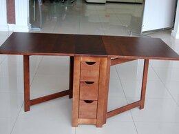 Столы и столики - Стол-книжка из массива сосны, 0