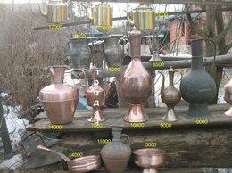 Посуда - Кувшин старинный медь, латунь. Медные предметы., 0