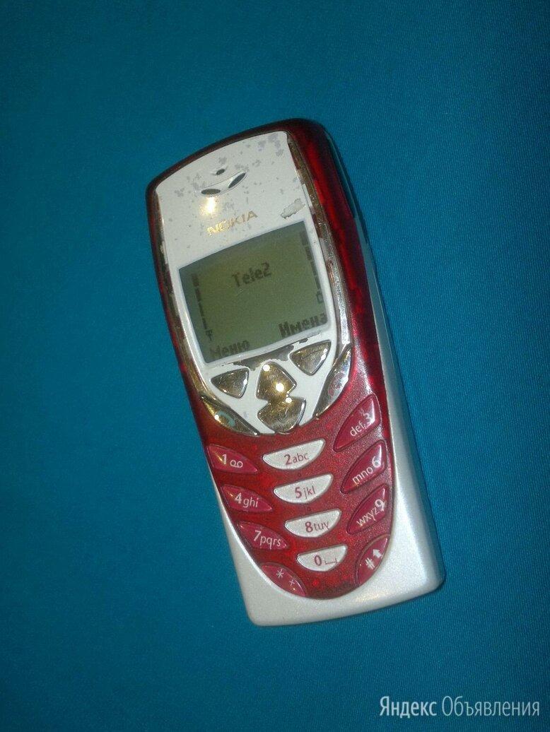 Nokia 8310 нокиа кнопочная MADE IN FINLAND   по цене 1000₽ - Мобильные телефоны, фото 0