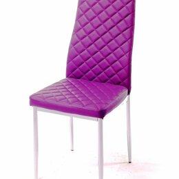 Столы и столики - Стул обеденный, фиолетовый, 0