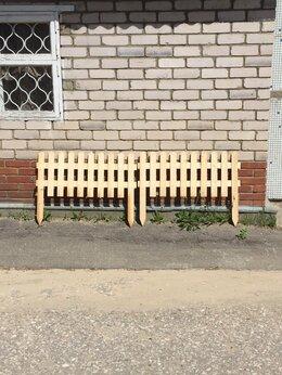 Заборчики, сетки и бордюрные ленты - Забор декоративный из дерева под заказ, 0