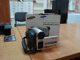 Видеокамеры - Видеокамера Samsung раритет, 0