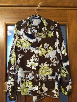 Блузки и кофточки - Блуза (рубашка) шифон. р.42, 0