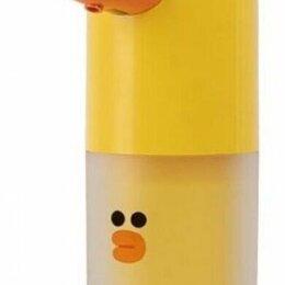 Мыльницы, стаканы и дозаторы - Дозатор мыла Xiaomi Automatic Washing Mobile Phone Sally Custom Version Yellow, 0