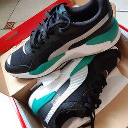 Кроссовки и кеды - Оригинальные кроссовки Puma  новые мужские, 0