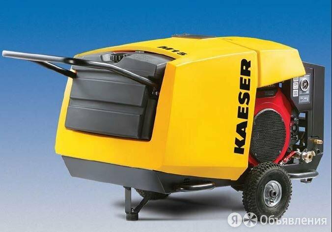 Бензиновый компрессор воздушный kaeser M 15 по цене не указана - Воздушные компрессоры, фото 0