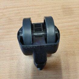 Оборудование для транспортировки - Колеса офисные D50 резьба 10 мм, 0