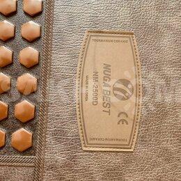 Массажные матрасы и подушки - Продам 2-х спальный мат из Турмалиновой Керамики компании Нуга Бест, 0