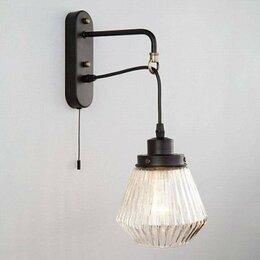 Бра и настенные светильники - Бра Fregata с выключателем 70078/1, 0