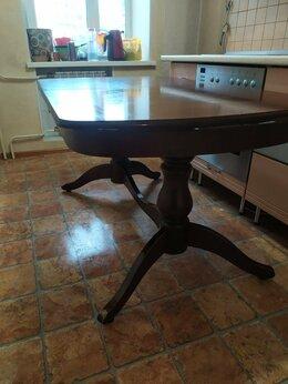 Столы и столики - Деревянный обеденный стол, 0