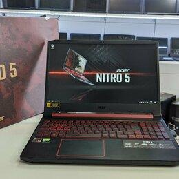 Ноутбуки - Acer Nitro 5 AMD Ryzen 5 3550H/8Gb/SSD250G/GTX1650+Гарантия, 0