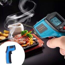 Измерительные инструменты и приборы - Пирометр. Бесконтактный термометр., 0