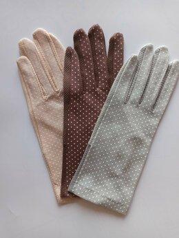 Перчатки и варежки - Женские летние перчатки новые, 0