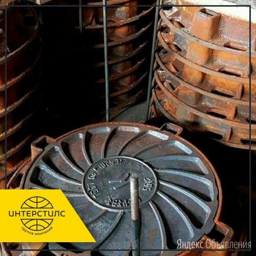Люк чугунный СЧ-20 820 мм С(В125)-К.2-60 по цене 5900₽ - Насосы и комплектующие, фото 0