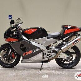 Мототехника и электровелосипеды - Мотоцикл APRILIA RSV Mille 2000, Черный пробег 36948, 0