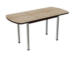 Столы и столики - Стол Раздвижной ЛДСП (подстолье прямое), 0
