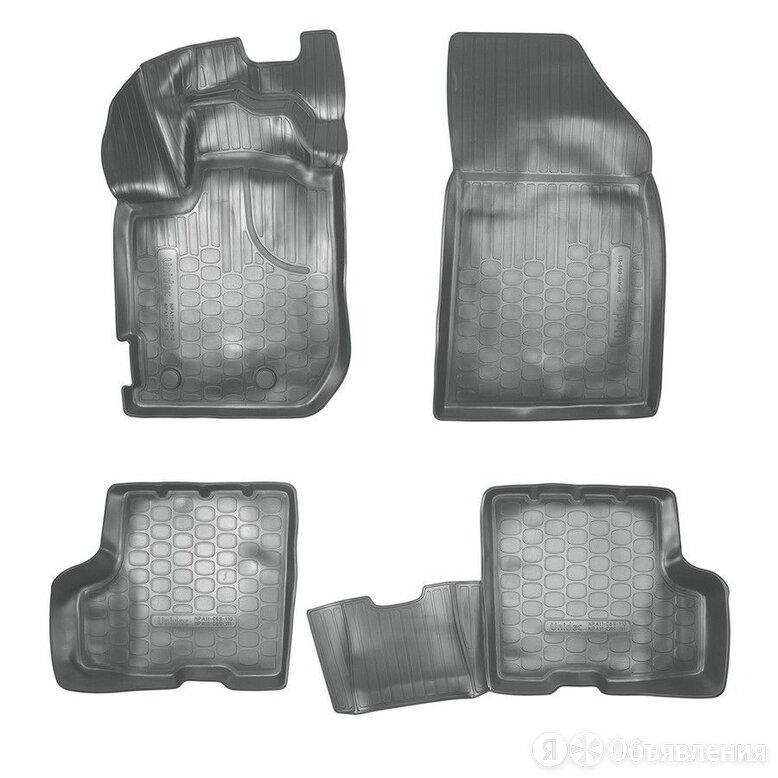 Коврики салонные для Renault Duster II 3D (2021) (HJD версия без ящика под си... по цене 2361₽ - Аксессуары для салона, фото 0
