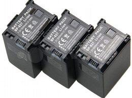 Аккумуляторы и зарядные устройства - Аккумулятор BP-827 3000mAh для видеокамер Canon, 0
